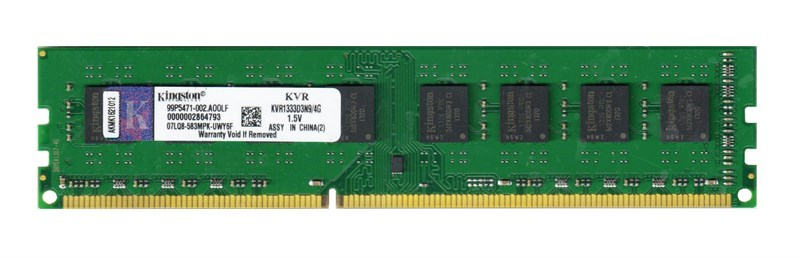 Download Kingston 8 Gig Ram Ddr3